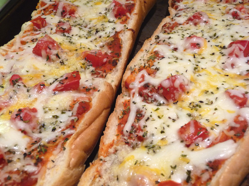 french bread pizza the pizza lab the best french french bread pizzas ...