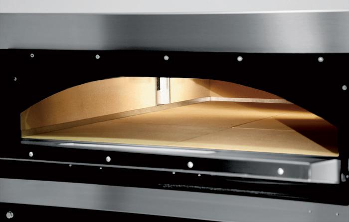 Forno elettrico o forno a legna per la cottura della pizza silvio cicchi - Forno elettrico per pizze ...