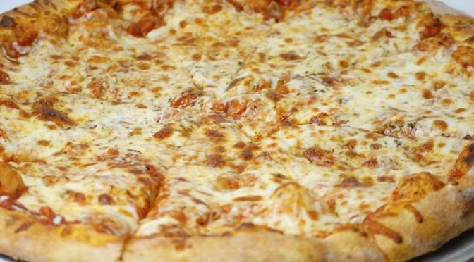 Pizza ai 4 formaggi Ricetta