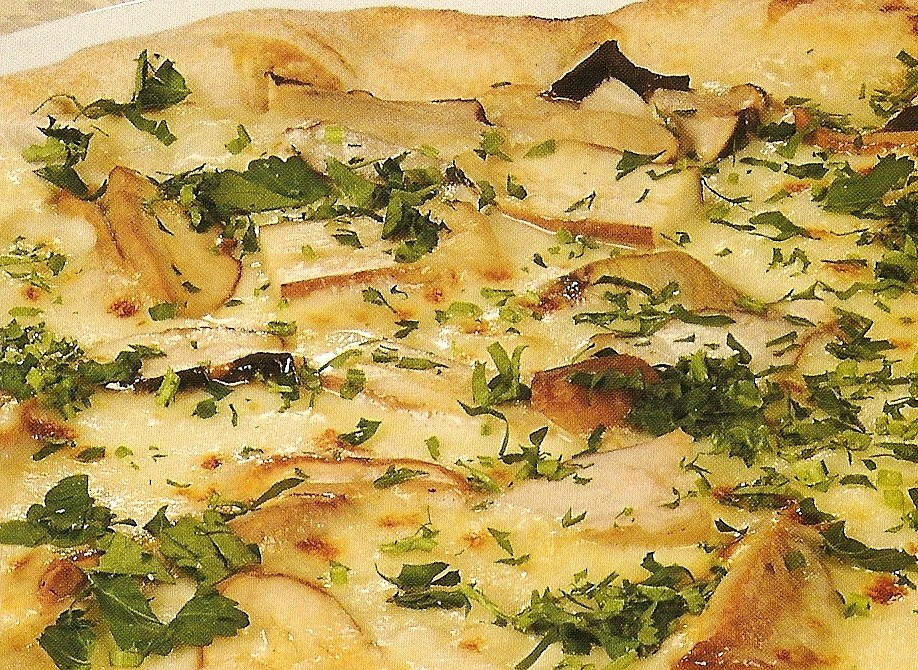 Porcini Pizza Recipes — Dishmaps