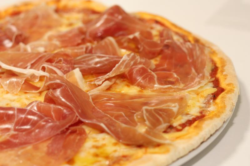 The authentic Italian pizza in Moraira