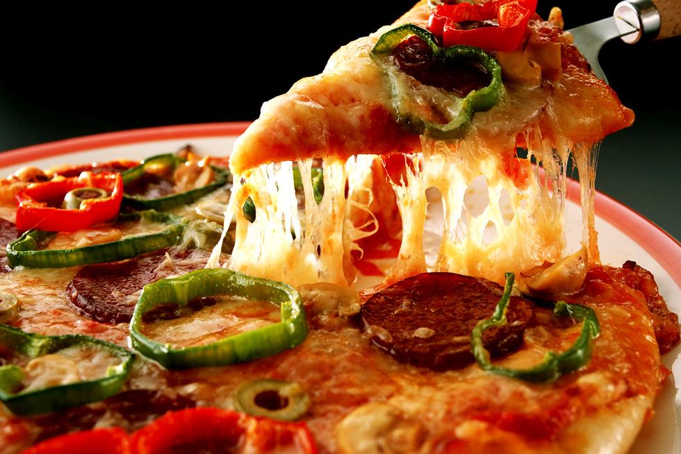 Pizza Stuffed Tomatoes