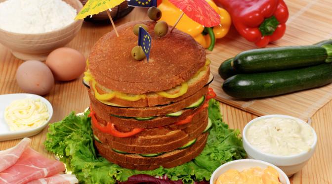 Il panettone gastronomico