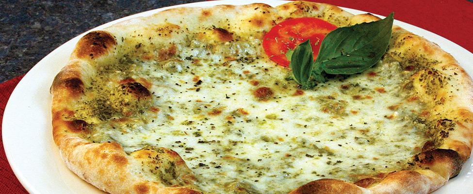 Pesto Pizza Recipe - A Coupled Winner - Silvio Cicchi