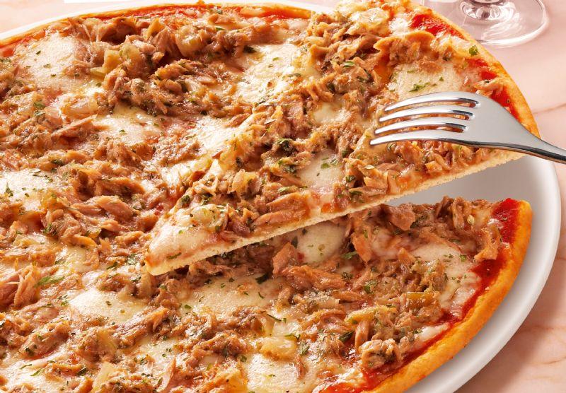 The pizza calabrese and original recipe silvio cicchi for Pizza pizzeria