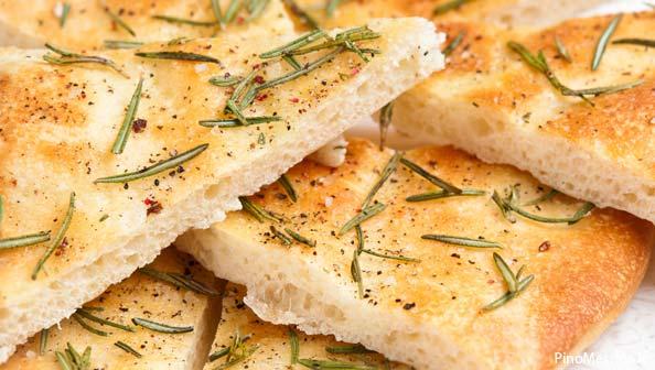 rosemary focaccia focaccia italian classic recipe