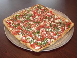 Pizza Bruschetta La Deliziosa Ricetta