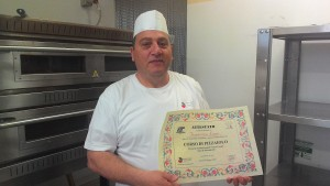 Pizzaiolo Francesco Lupo
