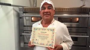 Pizzaiolo Vitor Pereira Gaspar