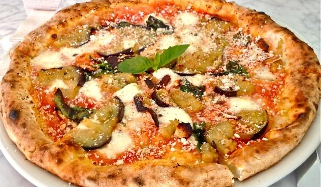 Ricetta Della Pizza Alla Norma