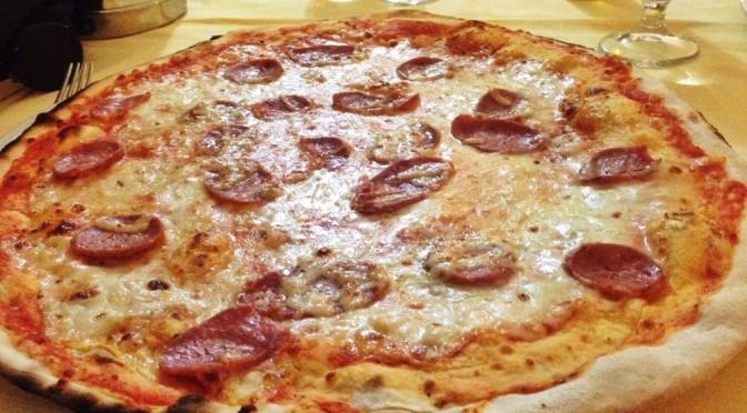 Ricetta Della Pizza Sarda