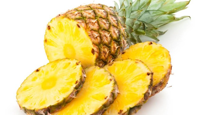 Ananas in Cucina e in Pizzeria