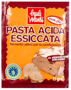 Pasta Acida Essiccata e la Pizza