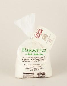 Pizza Con Farina di Buratto