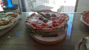 La Pizza In Portogallo