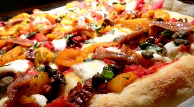 Pizza Contadina La Ricetta Originale