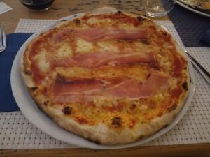 La Pizza Affumicata