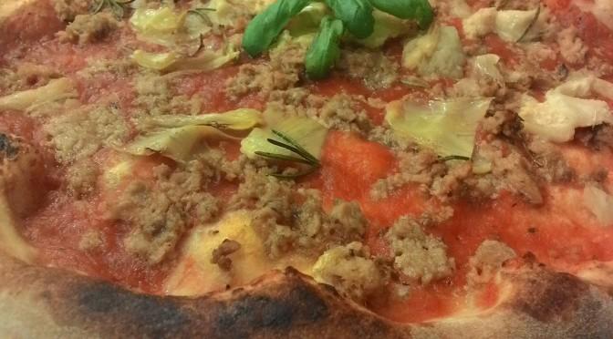 Pizza Tonno e Carciofini Video Ricetta