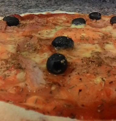 Pizza Napoletana In Cile