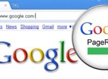 Il pagerank di un sito su Google