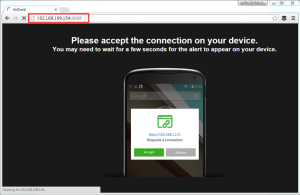 Android Sul Tuo Pc