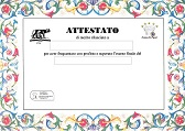 attestato small