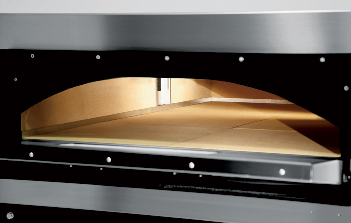 Forno elettrico o forno a legna per la cottura della pizza silvio cicchi - Forni per pizza elettrici per casa ...