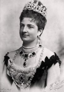 La regina margherita di savoia
