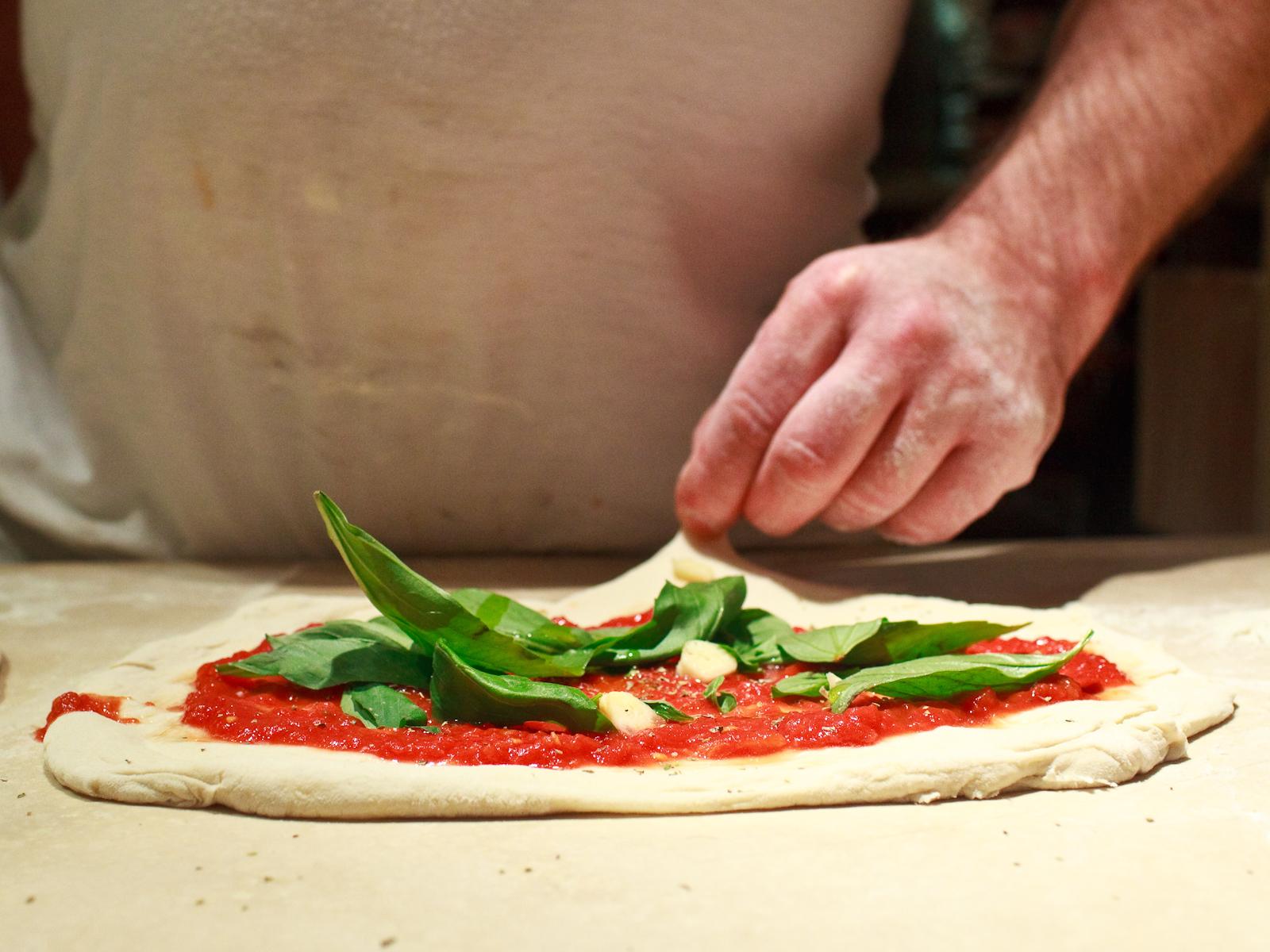 Resultado de imagen para ingredientes pizza