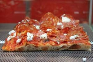 Romanian pizza