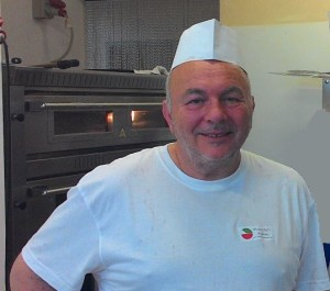 Silvio Cicchi Executive Chef Pizza