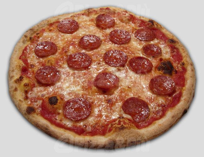 Ricetta Pizza Italiana.The Perfect Recipe Pizza Diavola Silvio Cicchi