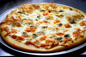 gorgonzola de pizza