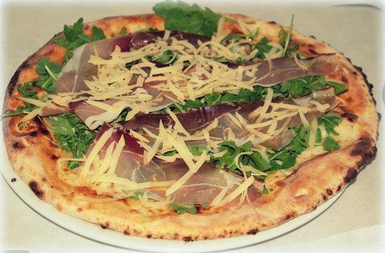 kamut flour and pizza silvio cicchi