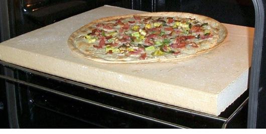 Attrezzi per fare la pizza in casa silvio cicchi - Forno con pietra refrattaria ...