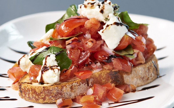 The Delicious Pizza Bruschetta Recipe
