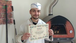 Pizzaiolo Fabio Ponti