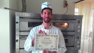 Pizzaiolo Francesco Mungo