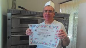 Pizzaiolo Alessandro Canciani
