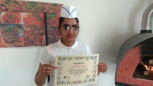 Pizzaiola Amandip Kaur