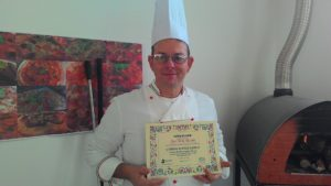 Pizzaiolo Assi Ben Moshe