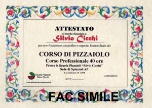 Corso di pizzaiolo online