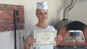 Pizzaiola Evgeniya Uzunova