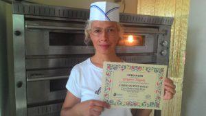 Pizzaiola Grigore Angela