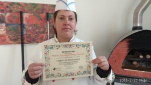 Pizzaiola Maria Fernanda Gomes Novais