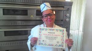 Pizzaiolo Marta Maria M. Nogueira