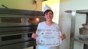 Pizzaiola Paola Martella