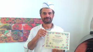 Pizzaiolo Miro Tomljanovic
