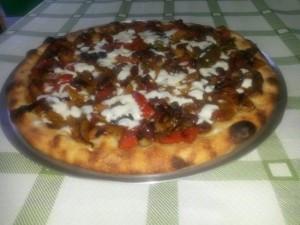 Peperoni e Pollo Pizza Deliziosa