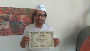 Pizzaiolo Rogerio Freire